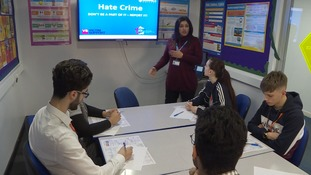 Barnfield College in Luton has become the first educational establishment in Bedfordshire to become a Hate Crime Reporting Centre.