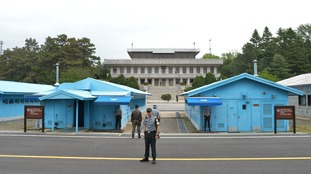 North Korea 'to hold high-level talks with Seoul next week'