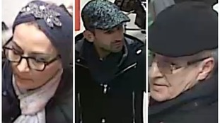 Police want to speak to these people after distraction theft on 96 year old
