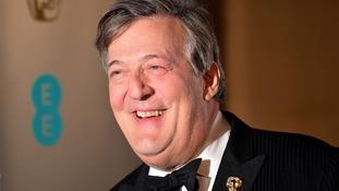 Stephen Fry steps down as BAFTA host after 12 years