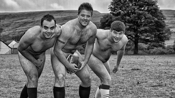 Charity rugby calendar