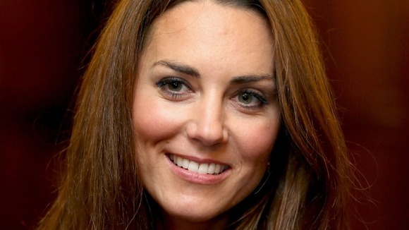 Duchess of Cambridge is finally awarded this sweet memento from the Queen