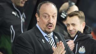 Rafa Benitez admits he's still in the dark over Newcastle's January budget