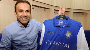 Jos Luhukay has been appointed as the club's new manager.