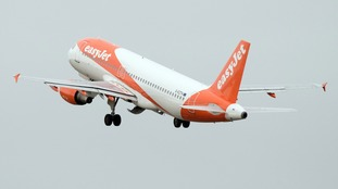 EasyJet said they are actively seeking to recruit more female pilots.