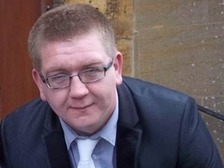 Kyle Hudson, 28, was found dead outside a property on Darby Way, Bishop's Lydeard.