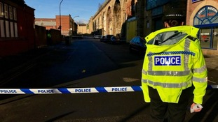 Five men were injured in the assault in the Wicker area on December 23rd