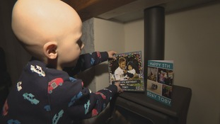 Birthday to remember for Toby Nye  - year to day after cancer diagnosis