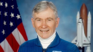 Astronaut John Young, 87, has died