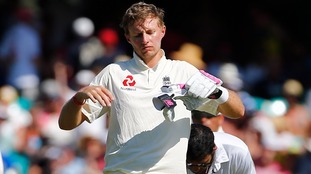 Captain Joe Root digs deep as England fight for pride in final test