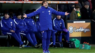 Antonio Conte fires back at 'fake' Jose Mourinho, calling him a 'little man'