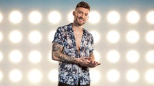Jake Quickenden in the spotlight