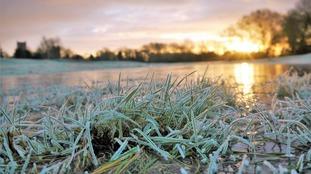 Alne in North Yorkshire on Sunday morning  JESS CLARK