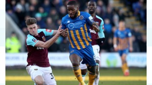 Shrewsbury Town earn replay against West Ham