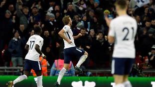 Harry Kane is back among the goals as Spurs dispatch Wimbledon