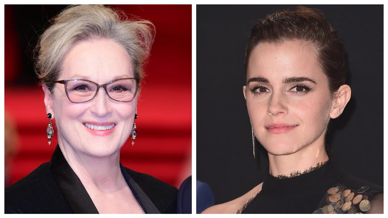 Meryl Streep Emma Watson To Bring Activists As Golden