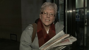 Carrie Gracie: BBC China editor praised for resigning £135,000 post over 'illegal pay culture'