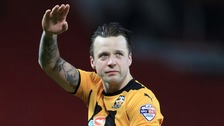 Josh Coulson is leaving Cambridge United.