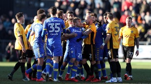 Leeds United's Samu Saiz banned for six matches for spitting