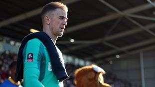 Joe Hart is hoping his FA Cup heroics for West Ham's draw with Shrewsbury will earn him a Premier League recall
