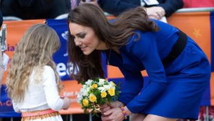The Duchess opening another hospice in 2012 in Ipswich.
