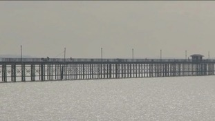 Southend Pier will re-open.