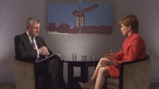 "Sturgeon ""takes responsibility"" for consultant shortages in Dumfries and Galloway"