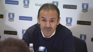 Sheffield Wednesday manager Jos Luhukay unveiled to media