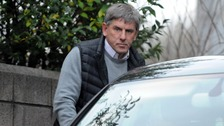 Peter Beardsley pictured today (Monday).