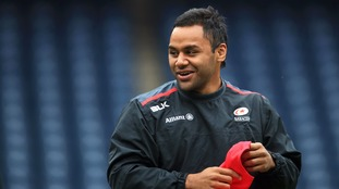 England and Saracens' Billy Vunipola is hoping he is able to put his injury troubles behind him