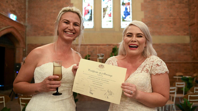 same sex marriage news australia sydney in Gold Coast