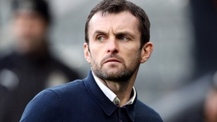 Nathan Jones will be hoping to pick up another award.