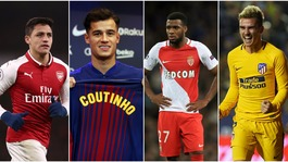 January transfer window: The latest news and rumours
