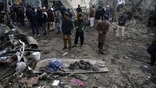 Quetta Pakistan bomb