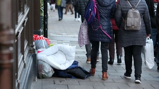 Call to clear rough sleepers 'not referring to genuine homeless'