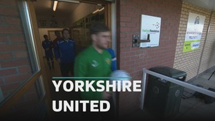 Fancy playing international football for Yorkshire?
