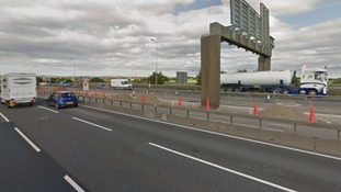 Motorists say M62 is 'littered with potholes'