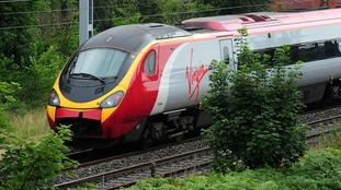 Virgin Trains will no longer stock the Daily Mail.