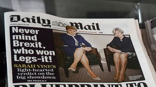 Virgin Trains staff are worried about the Daily Mail's editorial stances.