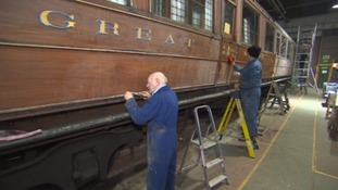 Cost of repairs on vandalised heritage coaches run into thousands of pounds