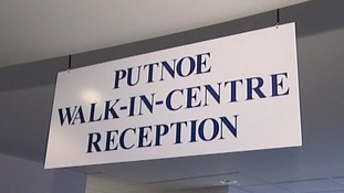 Putnoe walk-in centre