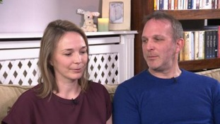 'They failed to listen to us': Grieving couple pursue criminal proceedings against NHS trust