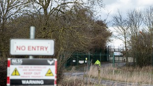 The Third Energy facility near Kirby Misperton where fracking is planned to take place