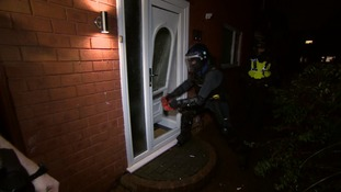 18 arrested after dawn drug raids across the North West