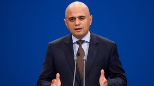 Sajid Javid will receive the findings of the investigation in March.