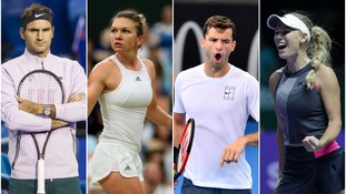 The new tennis Grand Slam season kicks off with the Australian Open on Monday. Here's ITV Sport's 10 players to watch