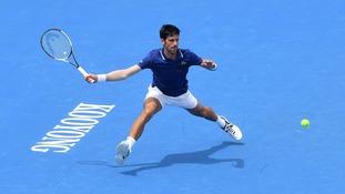 Djokovic still not feeling 'fully fit' ahead of the Australian Open despite good comeback result against Thiem