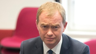 Tim Farron: I regret saying gay sex isn't a sin