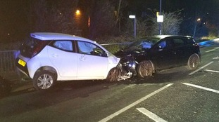 Drink driver banned for 2.5 years after head-on crash