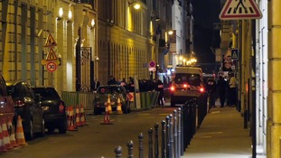 The incident was the second major heist in Europe this month.
